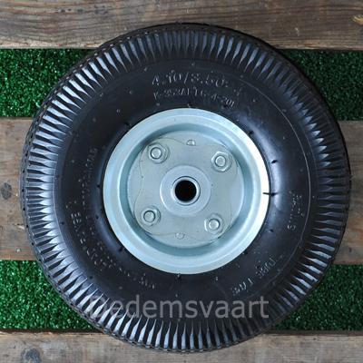 Steekkar wiel
